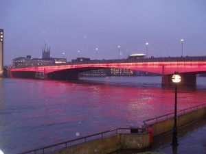 Structural engineers may soon be able to determine if London Bridge is falling down--without actually visiting it.
