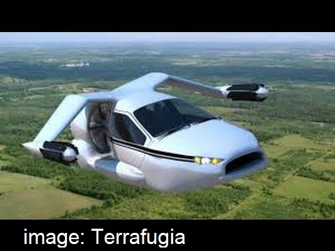 Podcast #27:  Future Driving Part 2, Flying Cars, with Kaushik Rajashekara
