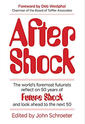 After Shock, 2017 APF Mini-Cast #1 redux: What Is A Futurist? With Cindy Frewen, Andy Hines, Richard Yonck, et al