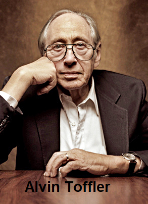 Podcast #41: After Shock and the Legacy of Alvin Toffler, with Jerome Glenn and Andrew Curry
